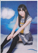 Aqours First Live Pamphlet - 40