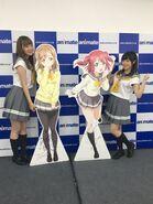 Anime Festival Asia Thailand 2016 - Takatsuki Kanako and Furihata Ai 3