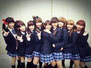 AnimeJapan2014 GroupPhoto