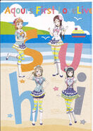Aqours First Live Pamphlet - 60