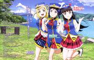 Dengeki G's Mag Apr 2017 Mari Kanan Dia