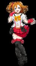 Kousaka Honoka Character Profile (Pose 3)