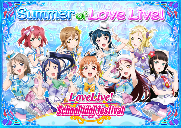 Summer of Love Live!