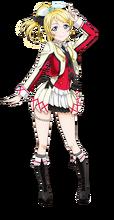 Ayase Eli Character Profile (Pose 6)