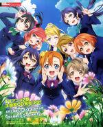 Muse Anime Season 2 Key Visual