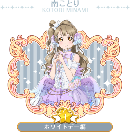 You Decide ♪ Request UR! Results (Kotori)