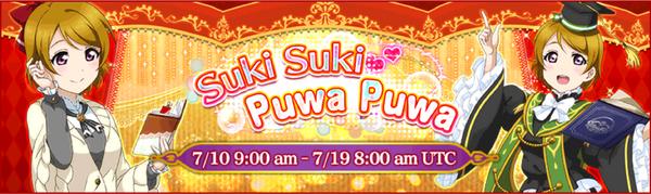 Suki Suki Puwa Puwa Event (EN)