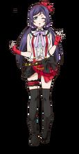 Toujou Nozomi Character Profile (Pose 4)