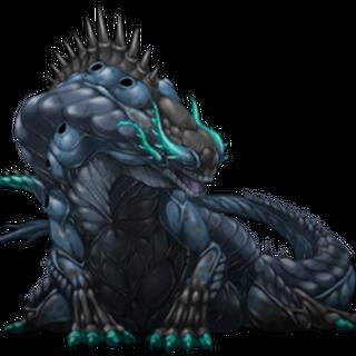 Bokrug from the cosmic horror wiki