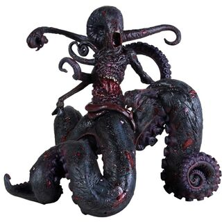 Nyarlathotep figurine by SOTA