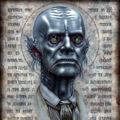 Deep One Elder, appearing in Russell's Guide (merzo.net)