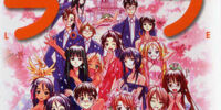 Love Hina (manga) Volume 14