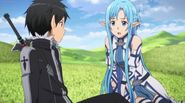 Asuna & Kirito S2E3 (2)