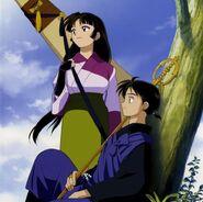 Miroku & Sango Promotional Pic (1)
