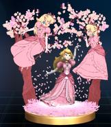 Peach Blossom - Brawl Trophy