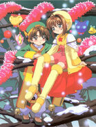 Sakura & Syaoran Promotional Pic (17)