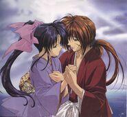 Kenshin & Kaoru Poster (4)