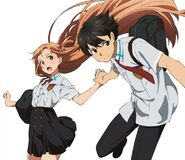 Asuna & Kirito Promotional Pic (8)