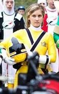 Emily (Samurai) in Super Megaforce