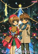 Sakura & Syaoran Promotional Pic (12)