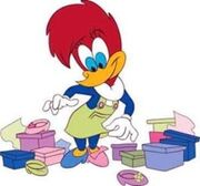 Winnie Woodpecker
