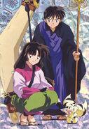 Miroku & Sango Promotional Pic (4)