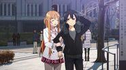 Asuna & Kirito S2E1 (1)