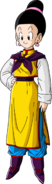 Render Dragon Ball Chi-Chi