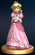 Peach - Brawl Trophy