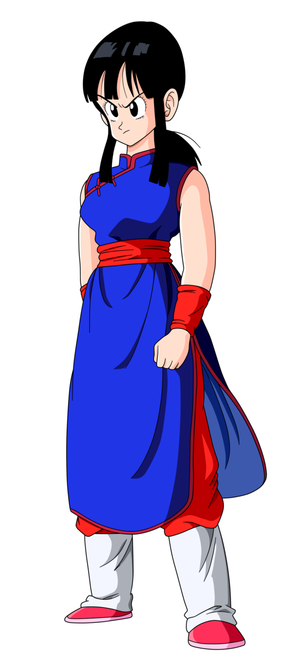 Image result for chichi from dragon ball teen