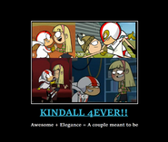 Kick Buttowski Motivational Poster - Kindall 4EVER