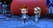 Mr. Peabody and Sherman Sherman and Penny Peterson 738282992912