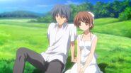 Tomoya & Nagisa S2E22 (2)