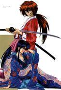 Kenshin & Kaoru Poster (10)