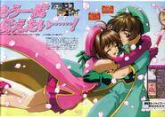 Sakura & Syaoran Promotional Pic (3)