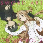 Asuna & Kirito Promotional Pic (23)