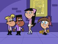Timmy Turner and Trixie Tang Movie Magic 311