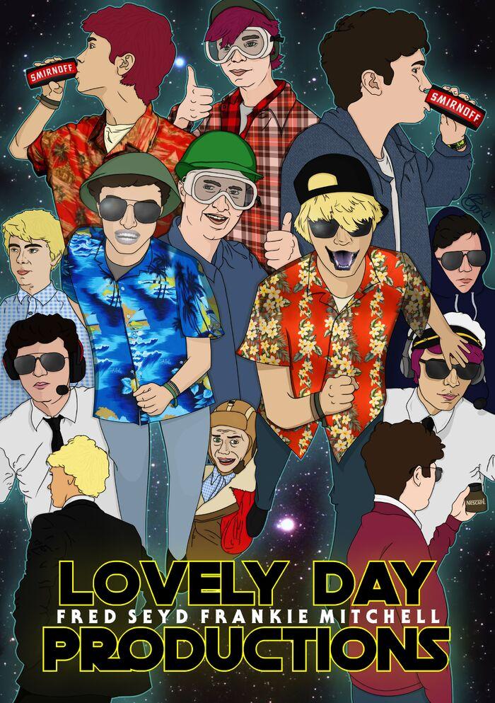 Lovely poster