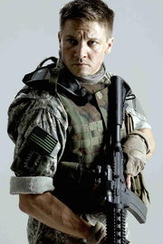 Mikhail soldier