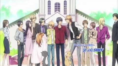 Love Stage!! Opening short anime version