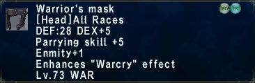 WAR Head