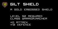 Gilt Shield