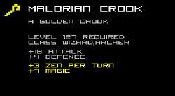 Malorian Crook