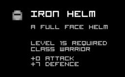 Iron Helm