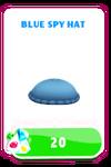 LittlestPetShopAccessoriesBlueSpyHat