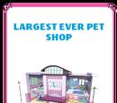 Largest Ever Pet Shop