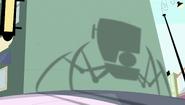 Alien Assult robot
