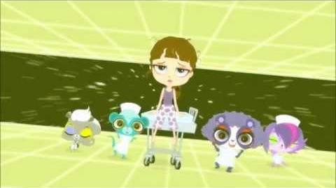 Littlest Pet Shop Humanarian HD (Swedish)