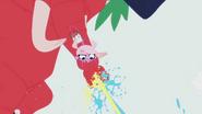 Trunk paint cannon