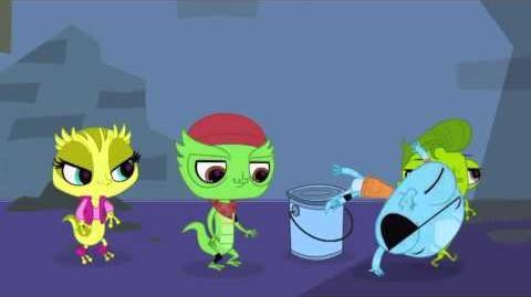 Littlest Pet Shop - Temos que ir para o estúdio - Dublado